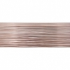 Art Wire 28ga Lead/nickel Safe Rose Gold